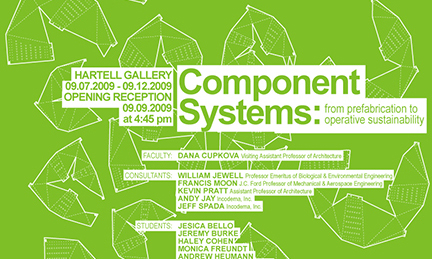 Adaptive Component Systems Exhibition