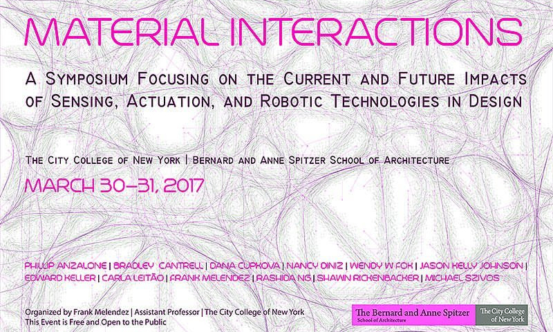 Material Interactions Symposium